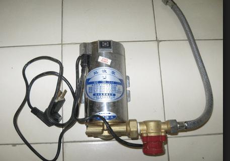 máy bơm nước bình nóng lạnh - ảnh minh hoạ