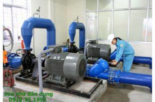 Sửa máy bơm nước tại quận phú nhuận