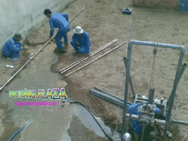 Thợ sửa giếng khoan tại quận tân phú