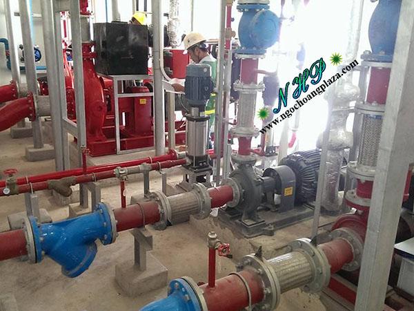 Sửa máy bơm nước tại nhà huyện củ chi
