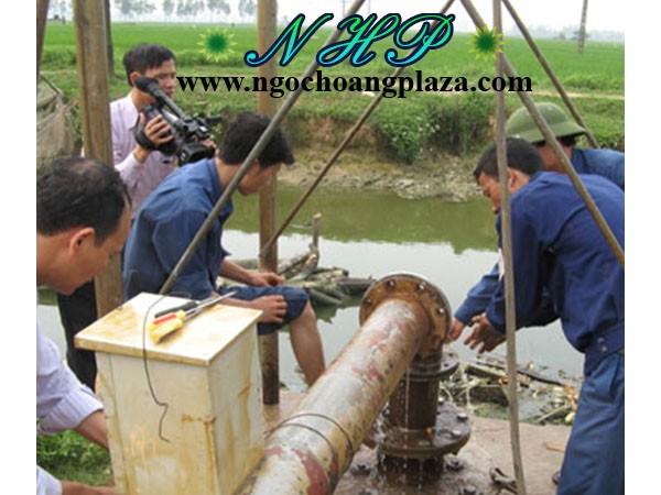 Thợ sửa giếng khoan tại quận 4