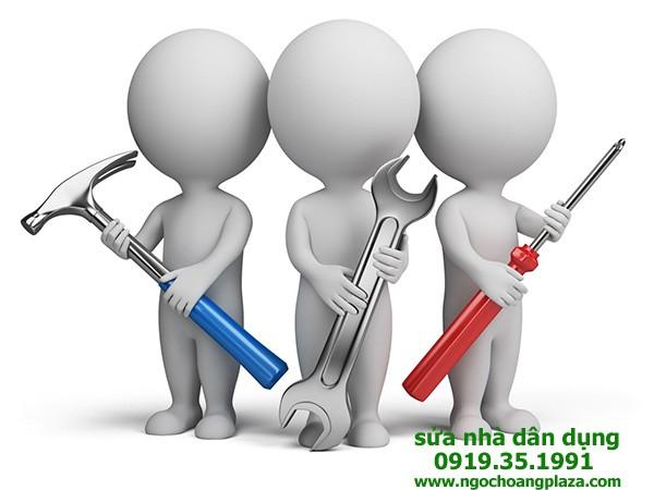 Thợ sửa ống nước tại quận tân phú