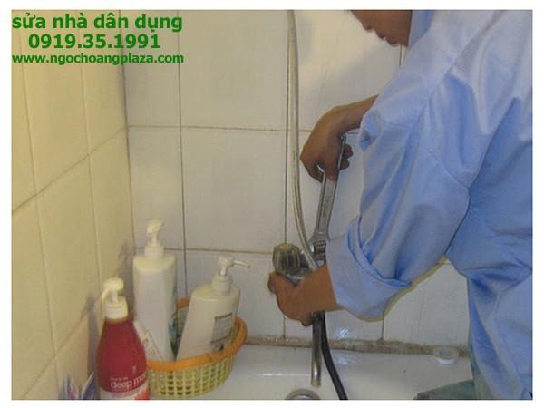 Sửa ống nước tại huyện hóc môn