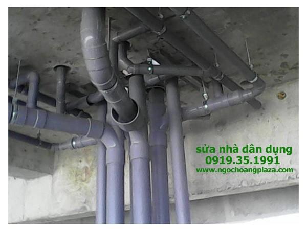 Thợ sửa ống nước tại nhà quận 9