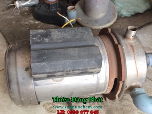 Dịch vụ sửa máy bơm nước tại quận 12