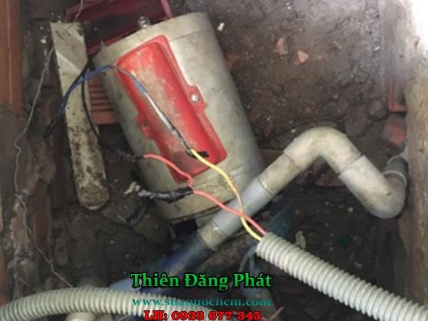 Sửa chữa máy bơm nước tại củ chi