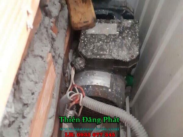 Sửa chữa máy bơm nước tại quận 12