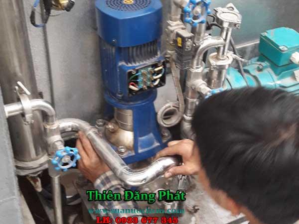 Sửa máy bơm nước dân dụng tại TPHCM