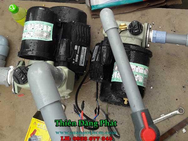 Sửa máy bơm nước gia đình tại quận 1
