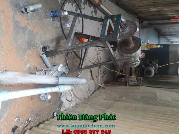 Sửa máy bơm nước tại quận 1 tphcm