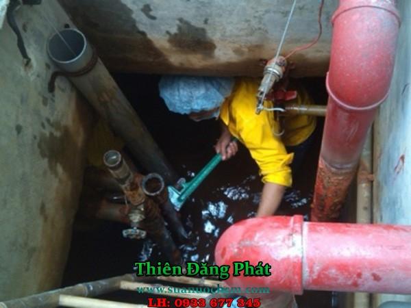 Thợ sửa ống nước tại TPHCM giá rẻ