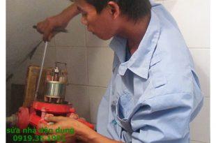 Sửa máy bơm nước tại nhà quận 4