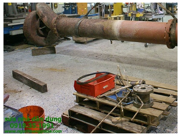 Dịch vụ sửa máy bơm nước giá rẻ