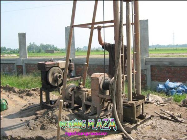 Dịch vụ khoan giếng tại quận phú nhuận