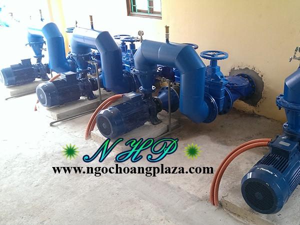 Sửa máy bơm nước tại quận 10