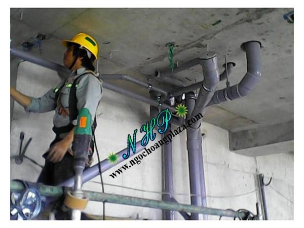 Thợ sửa ống nước tại nhà quận 7