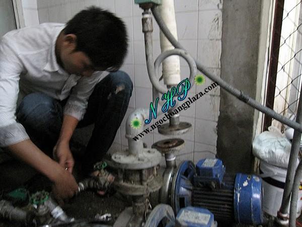 Thợ sửa chữa ống nước tại quận 5