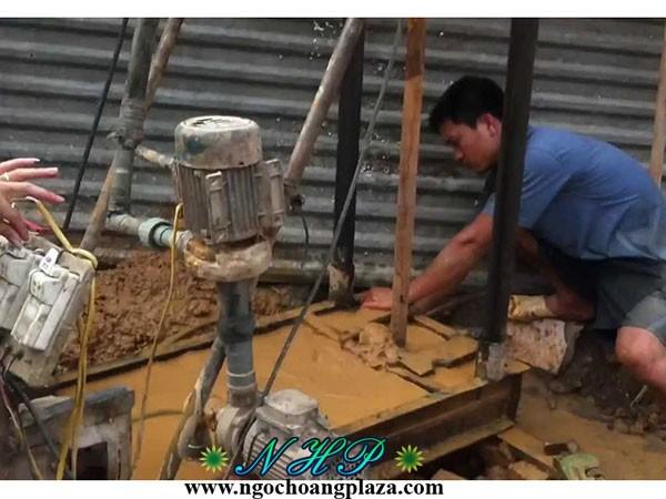 Sửa giếng khoan tại quận phú nhuận