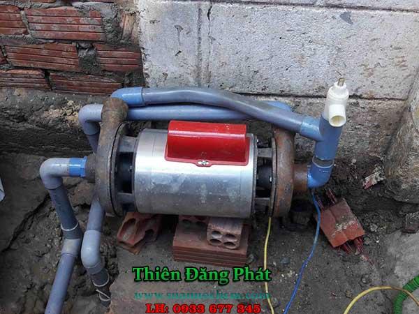 Sửa máy bơm nước gia đình tại quận 11