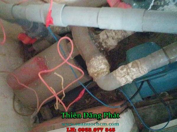 Sửa máy bơm nước tại nhà quận 10