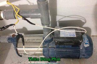 Thợ sửa máy bơm nước tại củ chi